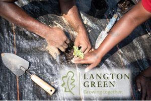 Langton Green embraces community.